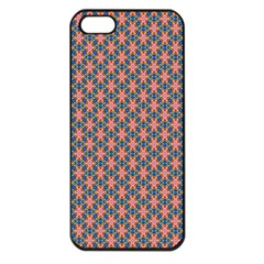 Background Pattern Texture Apple Iphone 5 Seamless Case (black)