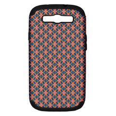 Background Pattern Texture Samsung Galaxy S Iii Hardshell Case (pc+silicone)