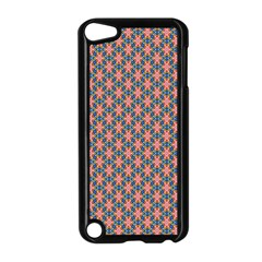 Background Pattern Texture Apple Ipod Touch 5 Case (black)