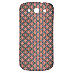 Background Pattern Texture Samsung Galaxy S3 S Iii Classic Hardshell Back Case