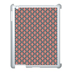 Background Pattern Texture Apple Ipad 3/4 Case (white)