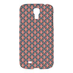 Background Pattern Texture Samsung Galaxy S4 I9500/i9505 Hardshell Case