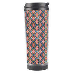 Background Pattern Texture Travel Tumbler