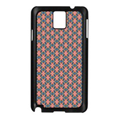Background Pattern Texture Samsung Galaxy Note 3 N9005 Case (black)