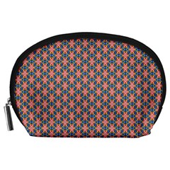 Background Pattern Texture Accessory Pouches (large)