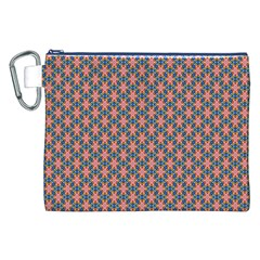 Background Pattern Texture Canvas Cosmetic Bag (xxl)