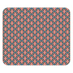 Background Pattern Texture Double Sided Flano Blanket (small)