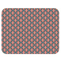 Background Pattern Texture Double Sided Flano Blanket (medium)