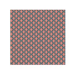 Background Pattern Texture Small Satin Scarf (Square)