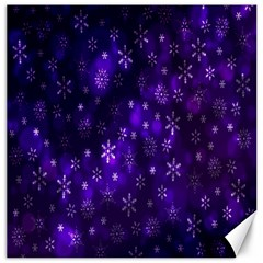 Bokeh Background Texture Stars Canvas 16  X 16