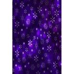 Bokeh Background Texture Stars 5.5  x 8.5  Notebooks Back Cover