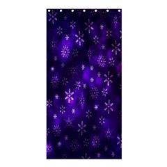 Bokeh Background Texture Stars Shower Curtain 36  x 72  (Stall)