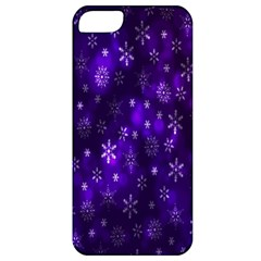 Bokeh Background Texture Stars Apple Iphone 5 Classic Hardshell Case