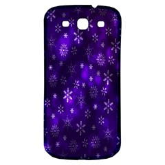 Bokeh Background Texture Stars Samsung Galaxy S3 S Iii Classic Hardshell Back Case