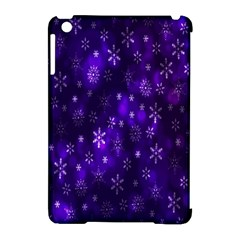 Bokeh Background Texture Stars Apple Ipad Mini Hardshell Case (compatible With Smart Cover)