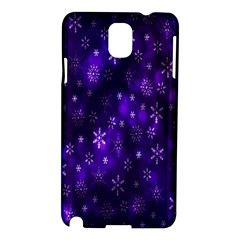 Bokeh Background Texture Stars Samsung Galaxy Note 3 N9005 Hardshell Case