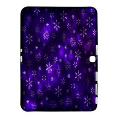 Bokeh Background Texture Stars Samsung Galaxy Tab 4 (10 1 ) Hardshell Case