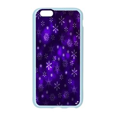 Bokeh Background Texture Stars Apple Seamless iPhone 6/6S Case (Color)