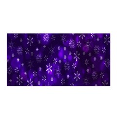 Bokeh Background Texture Stars Satin Wrap