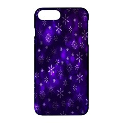 Bokeh Background Texture Stars Apple Iphone 7 Plus Hardshell Case
