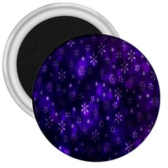 Bokeh Background Texture Stars 3  Magnets