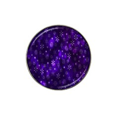 Bokeh Background Texture Stars Hat Clip Ball Marker (10 Pack)