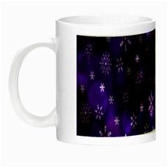 Bokeh Background Texture Stars Night Luminous Mugs
