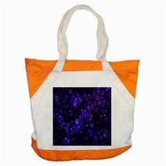 Bokeh Background Texture Stars Accent Tote Bag