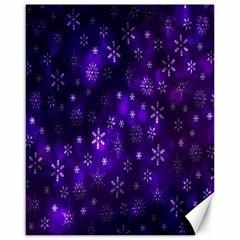 Bokeh Background Texture Stars Canvas 16  X 20