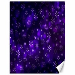 Bokeh Background Texture Stars Canvas 18  X 24