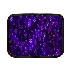 Bokeh Background Texture Stars Netbook Case (small)
