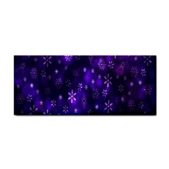 Bokeh Background Texture Stars Cosmetic Storage Cases