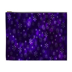 Bokeh Background Texture Stars Cosmetic Bag (xl)