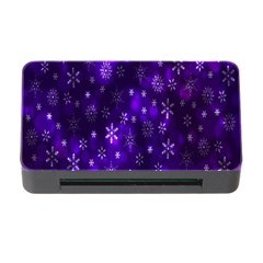 Bokeh Background Texture Stars Memory Card Reader With Cf
