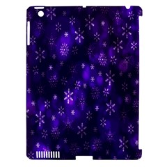 Bokeh Background Texture Stars Apple Ipad 3/4 Hardshell Case (compatible With Smart Cover)
