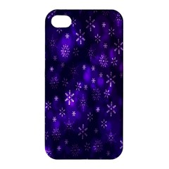Bokeh Background Texture Stars Apple Iphone 4/4s Premium Hardshell Case