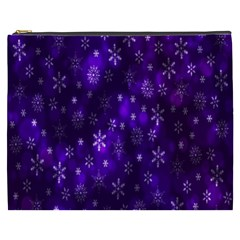 Bokeh Background Texture Stars Cosmetic Bag (xxxl)