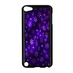 Bokeh Background Texture Stars Apple Ipod Touch 5 Case (black)