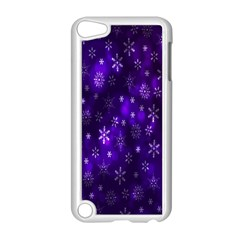 Bokeh Background Texture Stars Apple Ipod Touch 5 Case (white)