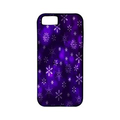 Bokeh Background Texture Stars Apple Iphone 5 Classic Hardshell Case (pc+silicone)