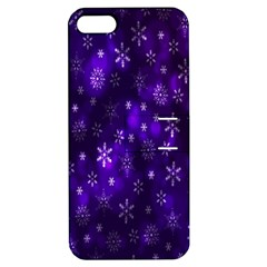 Bokeh Background Texture Stars Apple Iphone 5 Hardshell Case With Stand