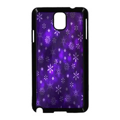 Bokeh Background Texture Stars Samsung Galaxy Note 3 Neo Hardshell Case (black)