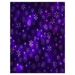 Bokeh Background Texture Stars Drawstring Bag (large)