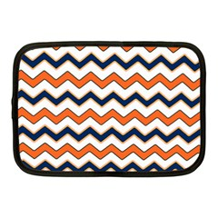 Chevron Party Pattern Stripes Netbook Case (medium)