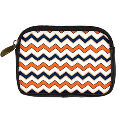Chevron Party Pattern Stripes Digital Camera Cases