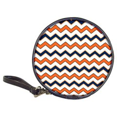 Chevron Party Pattern Stripes Classic 20-CD Wallets