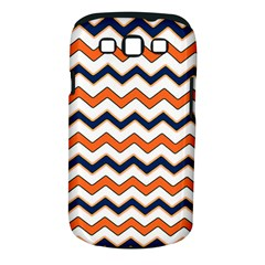 Chevron Party Pattern Stripes Samsung Galaxy S Iii Classic Hardshell Case (pc+silicone)