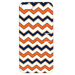 Chevron Party Pattern Stripes Apple Iphone 5 Hardshell Case With Stand
