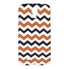 Chevron Party Pattern Stripes Samsung Galaxy S4 I9500/i9505 Hardshell Case