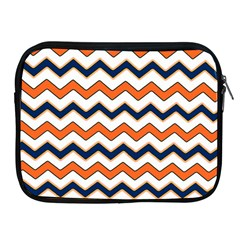 Chevron Party Pattern Stripes Apple Ipad 2/3/4 Zipper Cases